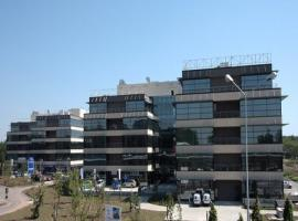 Baneasa Business & Technology Park - Building A