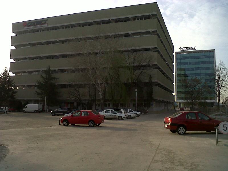 Conect I Business Park Pipera office building