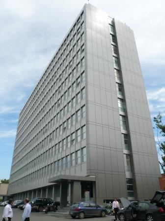 Eliade Tower office building Floreasca