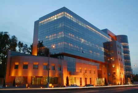 Global Business Center Cotroceni office building