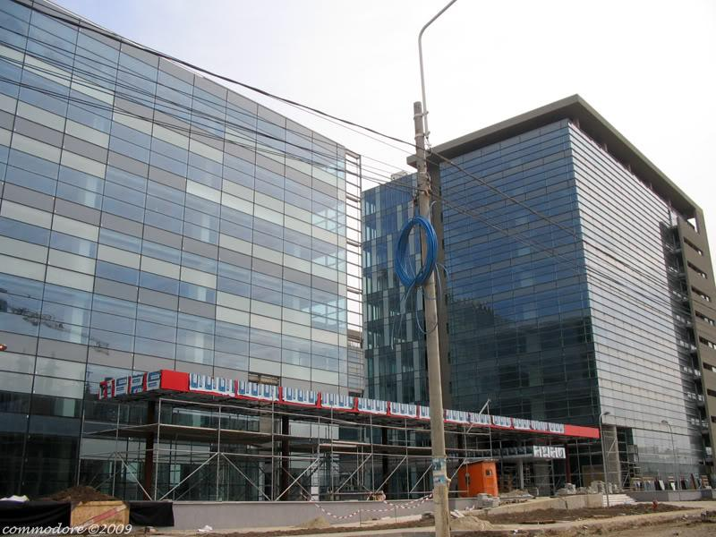 Office Global City Business Park 10 Bucuresti Nord Road