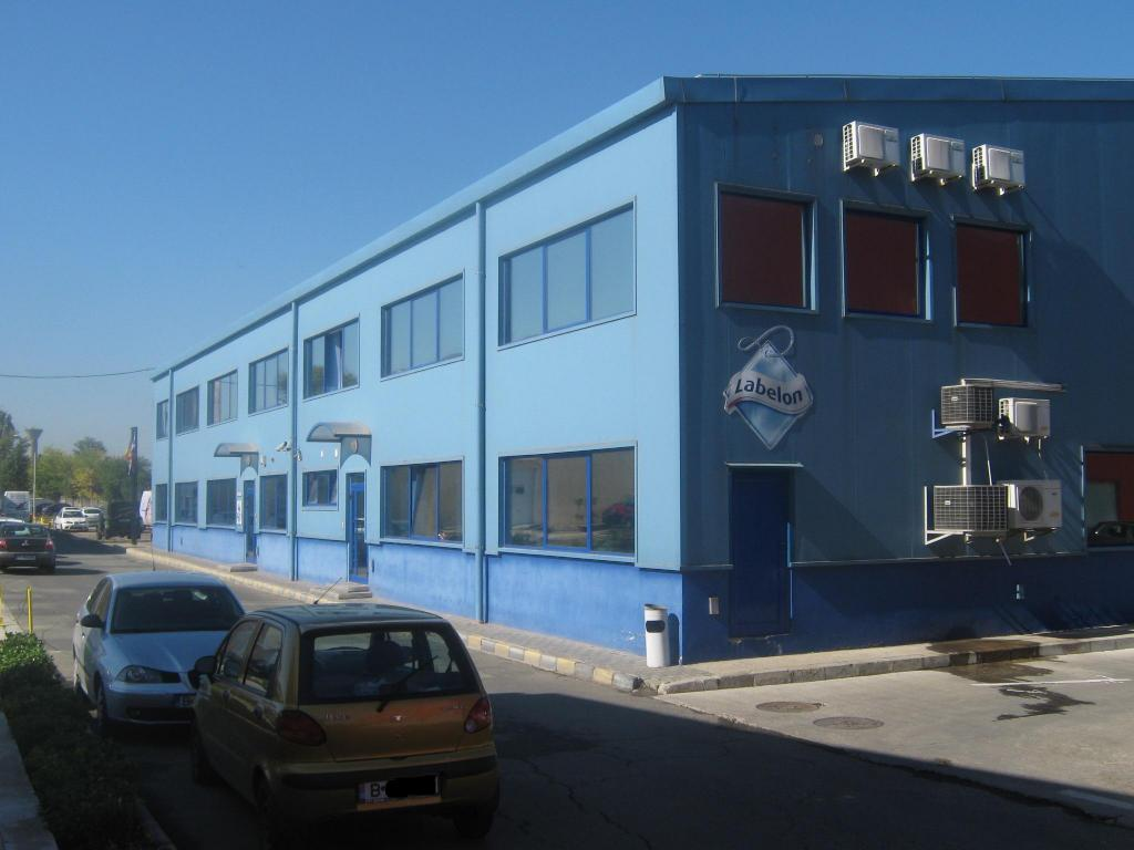 Iride Business Park office spaces to rent