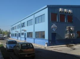Iride Business Park - Building 1
