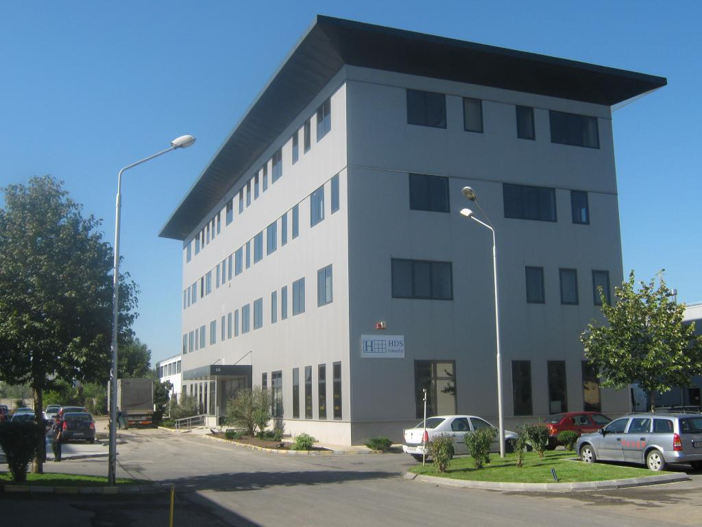 Iride Business Park building 10 office to rent