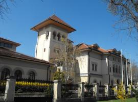 Kiseleff (11-13) Villa