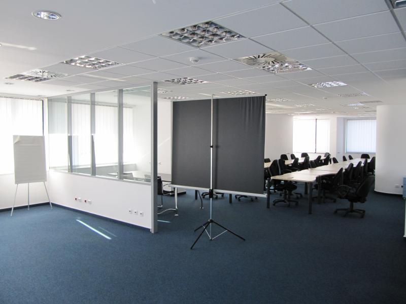 Lamda Med Office Building interior