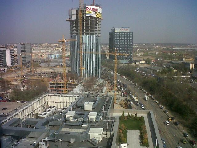 Office Sky Tower 175 Calea Floreasca Street Bucharest